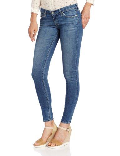 AG Adriano Goldschmied Womens Legging Jean in 18 Year Heartbreaker