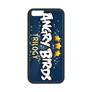 angry birds trilogy iPhone 6 Plus 5.5 Inch Cell Phone Case Black 53Go-421313
