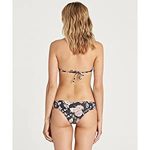 Billabong Women's Love Trip Hawaii Lo Bikini Bottom, Black Sands, M