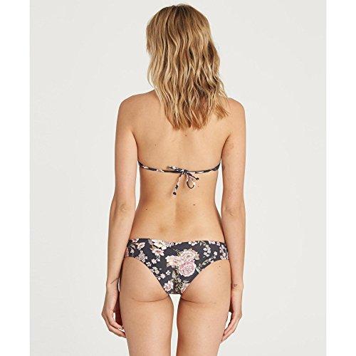 Billabong Women's Love Trip Hawaii Lo Bikini Bottom, Black Sands, M