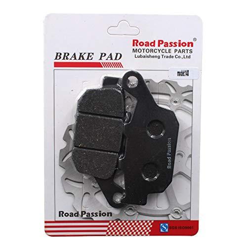 Road Passion Rear Brake Pads for HONDA 750 Integra (Scooter) (NC 750 DDE) 14-16 R/ 750 Integra S Scooter (NC 750 DDSE) 14 R/CB 650 FAE/FAF/FAG (ABS) 14-16 R (Honda Nc 750 Integra)