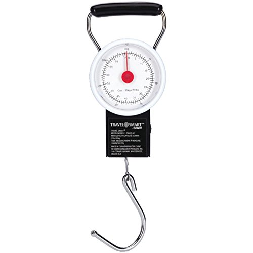 TRAVEL SMART BY CONAIR TS602LS Travel Smart(R) Luggage Scale & Tape Measure Consumer Electronics