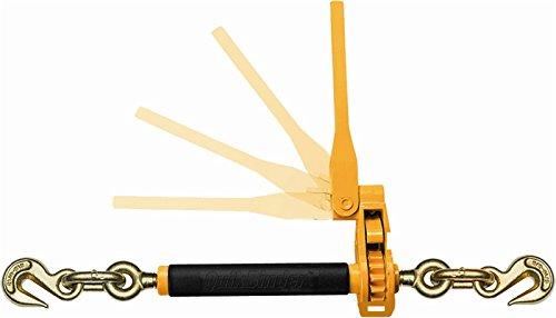 "1/2"" - 5/8"" QuikBinder Plus Ratchet Binder with Folding H..."