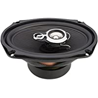 Soundstream PF-693 350W 6x9 3-Way Picasso Series Coaxial Car Speakers, Set of 2