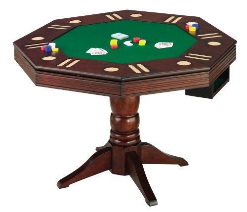 UPC 754806121444, Harvard G05645W Bumper Maxx 3-in-1 Combination Table