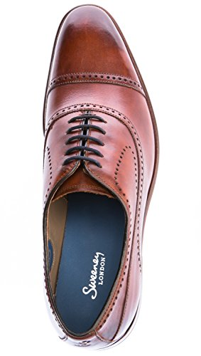 Oliver Sweeney Mallory Shoe in Tan
