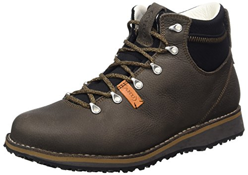 AKU Unisex-Erwachsene Badia Plus Trekking-& Wanderstiefel, Braun (Dark Brown 095), 41 EU
