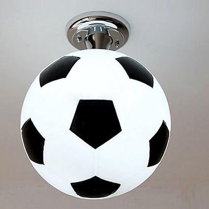 Moda infantil de fútbol sala electek techo luces de techo del ...