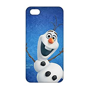 HUNTERS Frozen 3D Phone Case and Cover for Iphone 5S