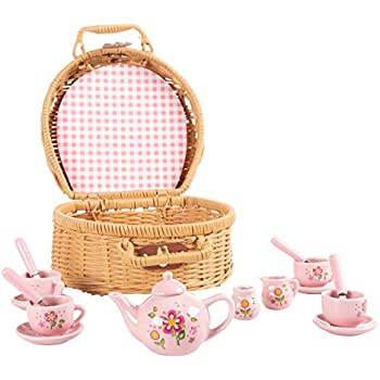 Porcelain Tea Set 30pc by Frenzy Toys Frenzy Toys LTD SG/_B00AB1JZFY/_US