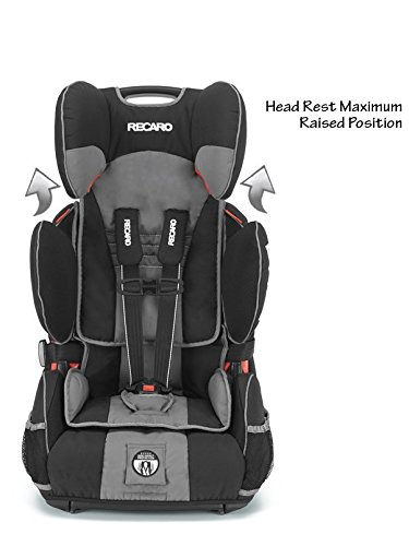 Recaro Performance Sport >> Recaro Performance Sport Combination Harness To Booster Knight