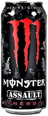 Monster Assault 50cl (pack de 12): Amazon.es: Alimentación y bebidas