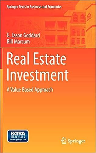 real estate investment goddard g jason marcum bill