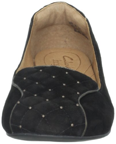 Clarks Valley Isle Piso Black