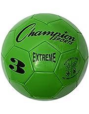 كرة قدم مركبة من سلسلة أبطال الرياضة المتطرفة: مقاسات 3 و4 و5 بوصات ألوان متعددة