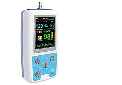 Contec PM50 Tensiómetro con Monitoreo de la SPO2