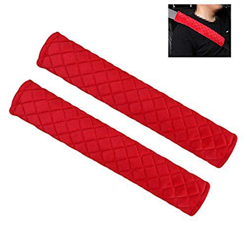car seat belt cover plush - 7