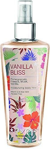 Hype Body Mist - Vanilla Bliss (Pink Sugar Deodorant Spray)
