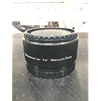 Promaster 2X Auto Focus Teleconverter - fits Sony and Minolta Digital and Traditional SLRs