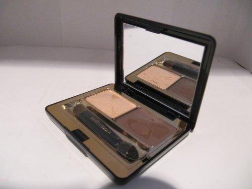 Estee Lauder Signature Silky Eyeshadow Duo - #17 AUBERGINE - .15 OZ / 4.5 G