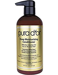 PURA D'OR Deep Moisturizing Conditioner Treatment for...