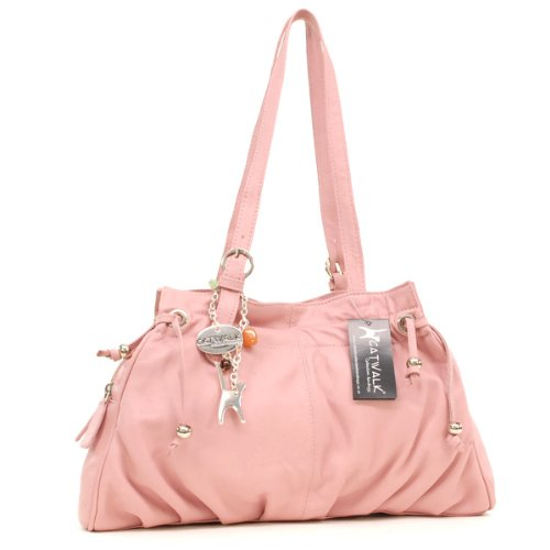 Alice Catwalk Leather Catwalk Shoulder Collection Collection Bag Pink OwYxgqq