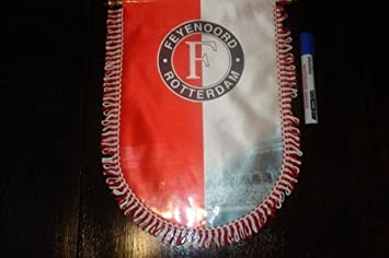 5df2067e822 Feyenoord Pennant by COLLECTSOCCER.COM: Amazon.co.uk: Sports & Outdoors