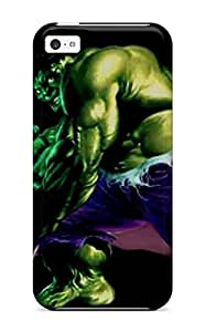 TYH - Best Case Cover Protector Specially Made For Iphone 5c Hulk phone case