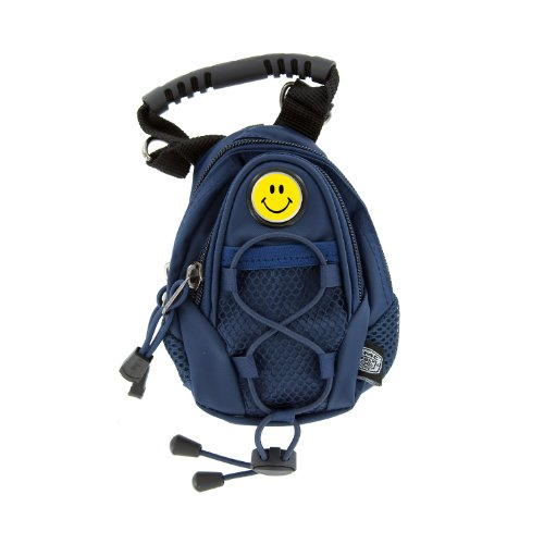 (CMC Golf Smiley Face Mini Day Pack (Navy))