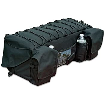 Amazon Com Raider Atv 3 Black Atv Front Rack Bag Automotive