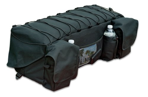 Raider ATV Front Rack Cargo Storage Bag 600 Denier Polyester - Cargo Deluxe Bag
