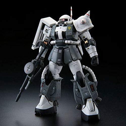 Free Shipping Mobile Suite Gundam Zeon MS-06F-2 Zaku II Mini Action Figure Japan