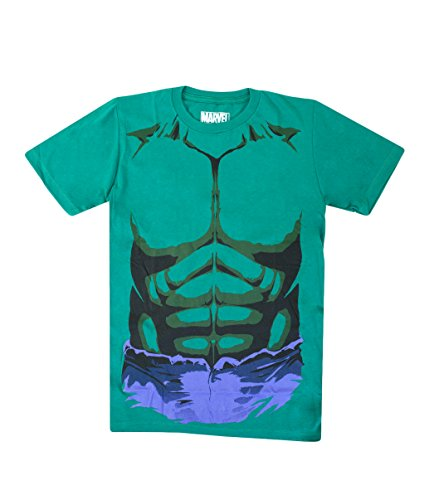 Hulk Purple Short Sleeve T-Shirt