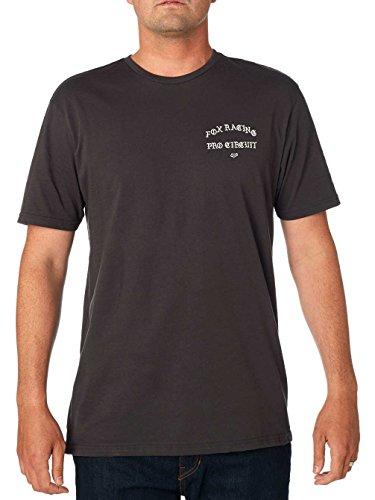 Fox Racing Pro Circuit Premium T-Shirt-Black Vintage-L