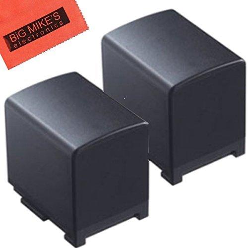 BM Premium 2 BP-820 Batteries for Canon VIXIA GX10, HF G21, HFG30, HFG40, HFM30, HFM31, HFM32, HFM300, HFM301, HFM40, HFM41, HFM400, XA10, XA11, XA15, XA20, XA25, XA30, XA35, XF400, XF405 Camcorders