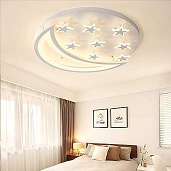 Ruanpu - Lámpara de techo para niños, moderna, LED, diseño ...