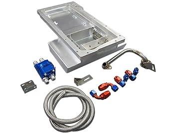 LS1 LS Oil Pan Front Sump 240SX S13 S14 Motor Swap + Filter