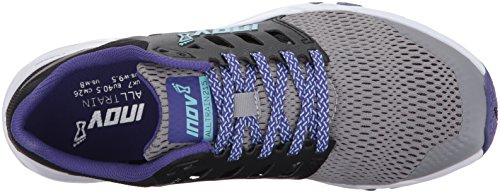Inov-8 Women's All Train 215 Sneaker Grey/Black/Purple zlVFQ08