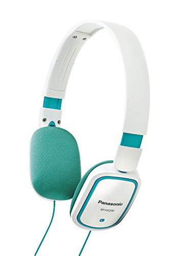 Panasonic HX-200 Headphones White - 200 Headphone Panasonic