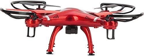 Carrera RC - Cuadricóptero RC Video Next, 4 Canales, 2.4 GHz ...