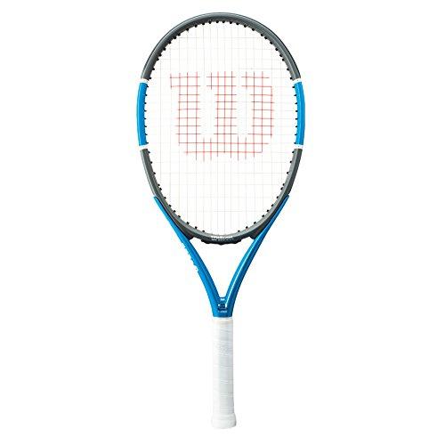 Wilson 2017 Triad Three Tennis Racquet (4-1/4) Review