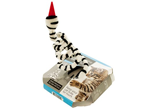 Bulk Buys Spring Snake Cat Toy-16-Pack