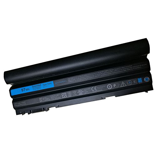 Dentsing 71R31 97WHr 9-Cell Primary Battery for Dell Latitude E6440 Latitude E6540 Precision M2800