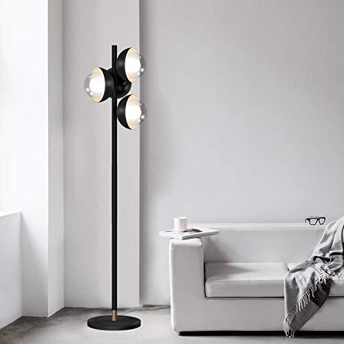 Lámparas de pie LED Lámpara de pie moderna para la sala de ...