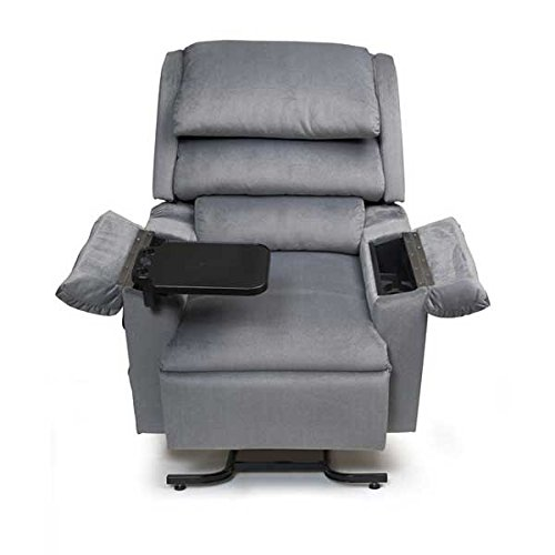 Regal Medium Lift Chair PR-751TY by Golden Technologies with Sterling Fabric (stock)