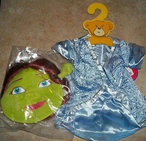 Build a Bear Shrek Fiona Costume (Shrek And Fiona Costume)