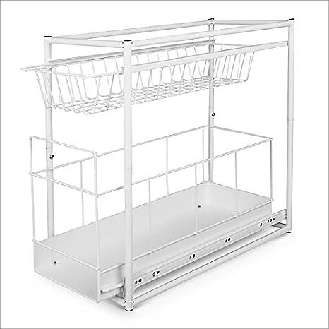 perfect x tiroir encastrable pour placard de cuisine partir duune largeur de cm amazonfr cuisine. Black Bedroom Furniture Sets. Home Design Ideas