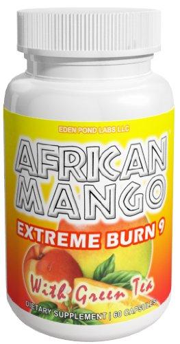 Afrique mangue appétit extrême brûlure 9, faim, pilules pour maigrir, brûleur de graisse, la plus haute qualité de 1 mois d'approvisionnement