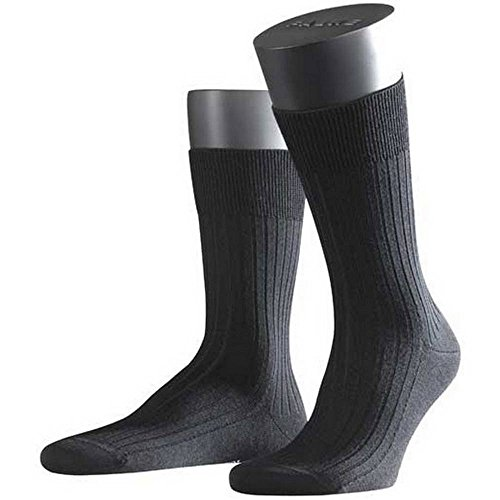 Falke Mens Bristol Socks - Black - Medium