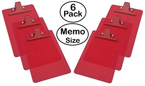 Acrimet Clipboard Premium Metal Plastic